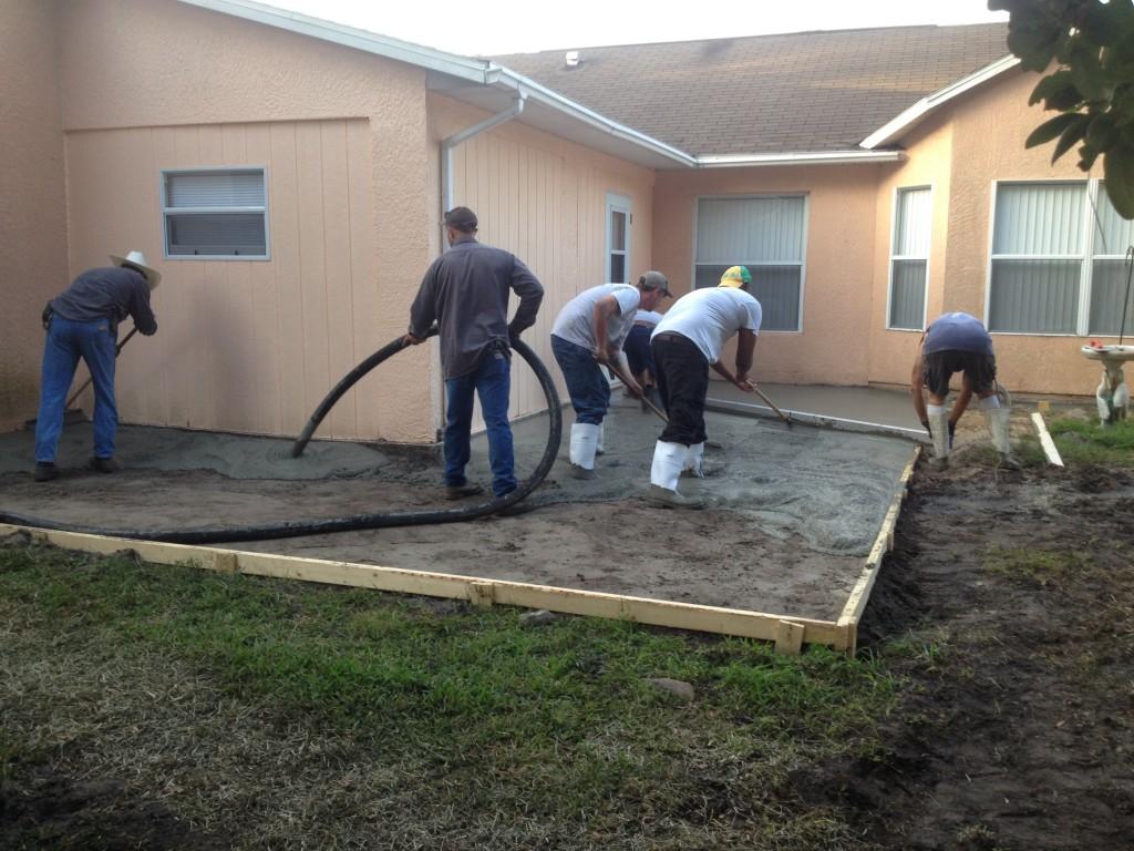Concrete Brevard County, FL