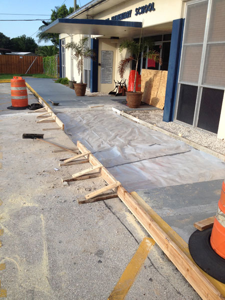 Concrete Pavement & Sidewalks 05