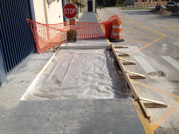Concrete Pavement & Sidewalks 07