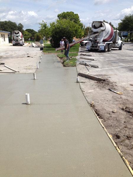 Concrete Pavement & Sidewalks 10