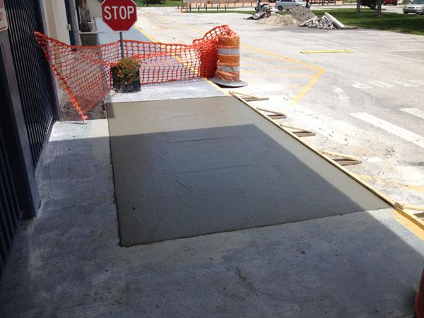 Concrete Pavement & Sidewalks 11