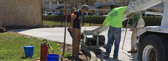Concrete Curbing Contractor Brevard County Florida