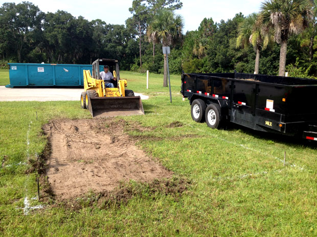 Cape Canaveral Concrete Pads and Sidewalks-01