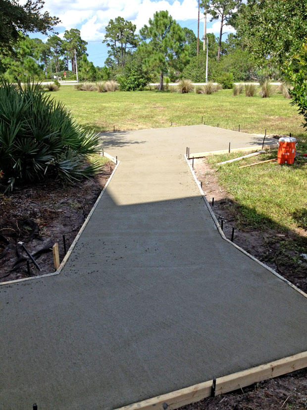 KSC Concrete Pads and Sidewalks-11