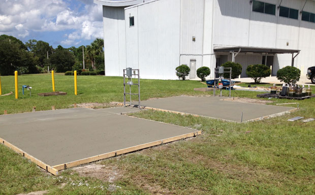 Cape Canaveral Concrete Pads and Sidewalks-13