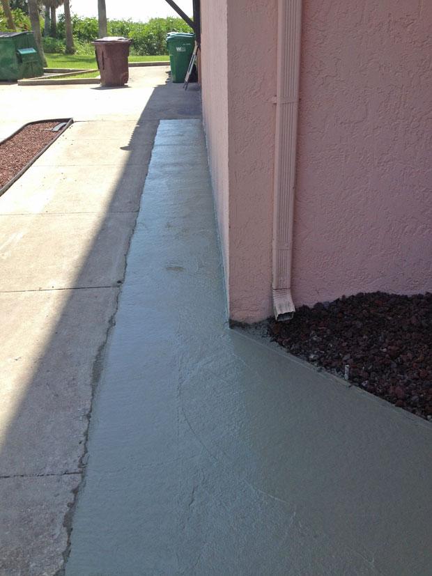 Las Olas Beach Club Concrete Walkway-06