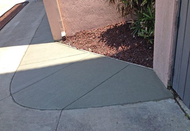 Las Olas Beach Club Concrete Walkway-09