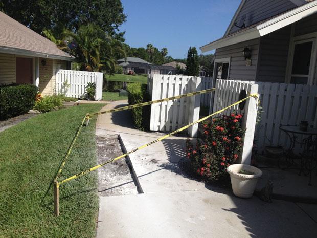 Players Club Concrete Sidewalk Repairs-03