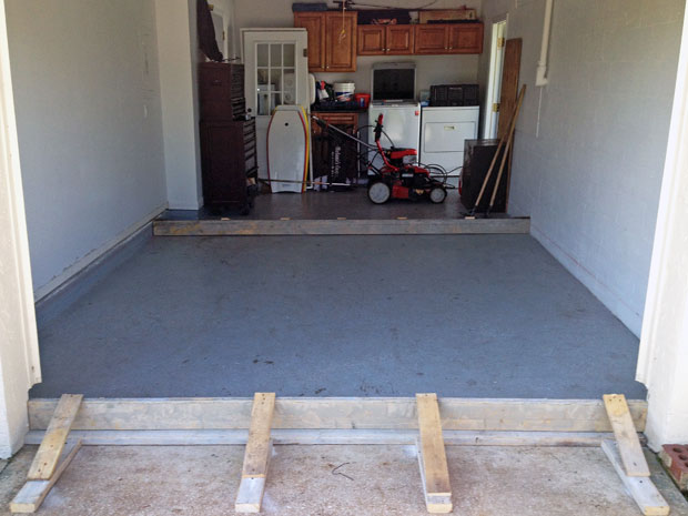 Concrete Slab Addition Brevard FL-01