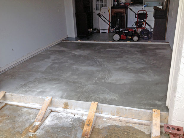 Concrete Slab Addition Brevard FL-06