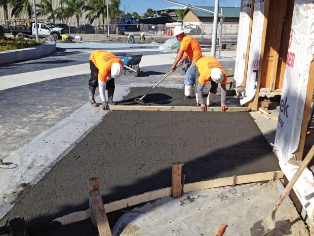 Custom Decorative Concrete for Ron Jon Surf Shop in Cape Canaveral-04