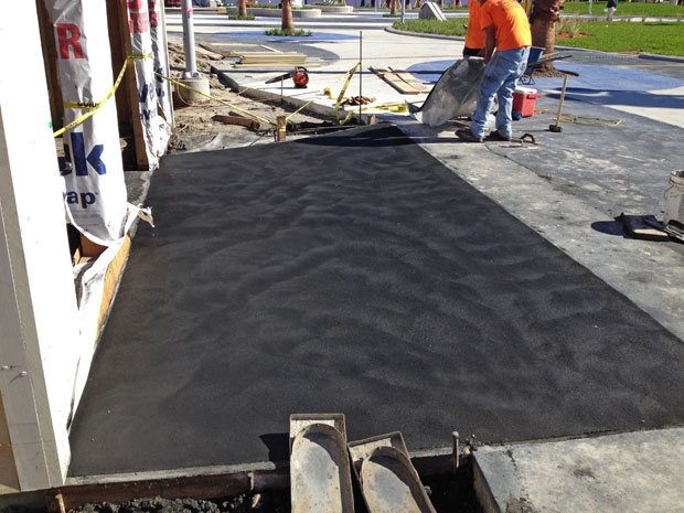 Custom Decorative Concrete for Ron Jon Surf Shop in Cape Canaveral-09