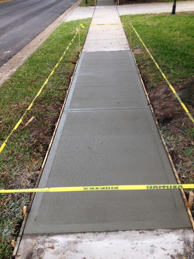 The Cloisters Sidewalk Repair in Indiatlantic, Florida-07