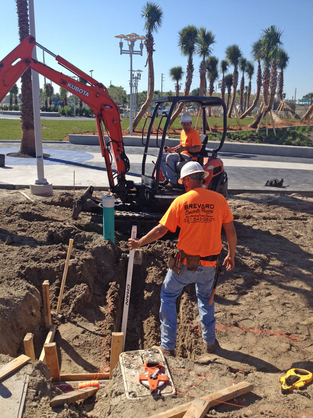 Ron Jon Surf Shop Concrete Foundation-02