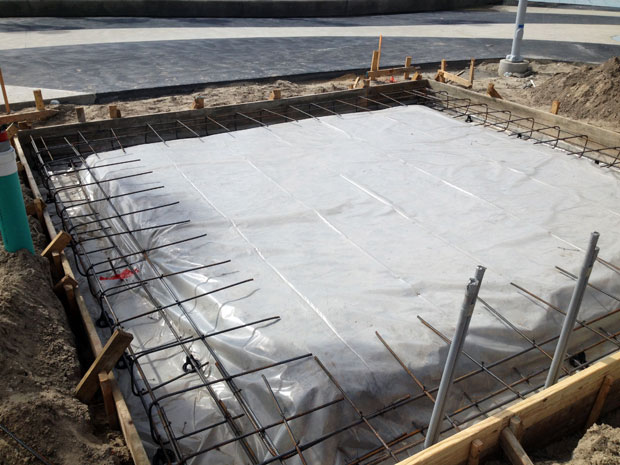 Ron Jon Surf Shop Concrete Foundation-10