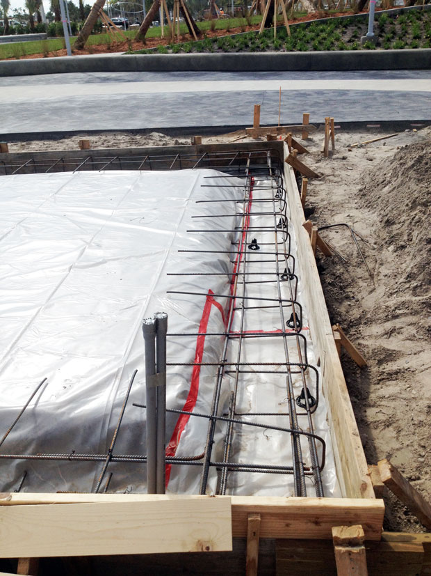 Ron Jon Surf Shop Concrete Foundation-11
