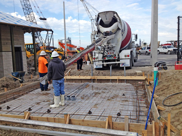 Ron Jon Surf Shop Concrete Foundation-14