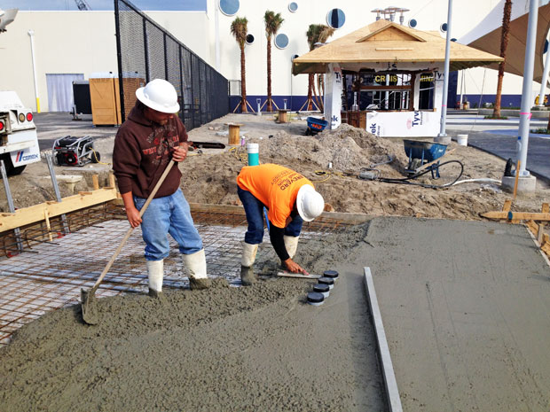 Ron Jon Surf Shop Concrete Foundation-16