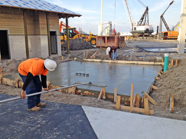 Ron Jon Surf Shop Concrete Foundation-19