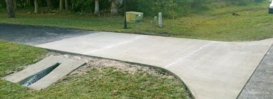New Concrete Driveway Melbourne FL