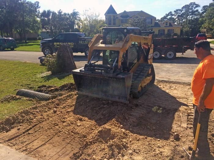 New Concrete Driveway Melbourne FL 06