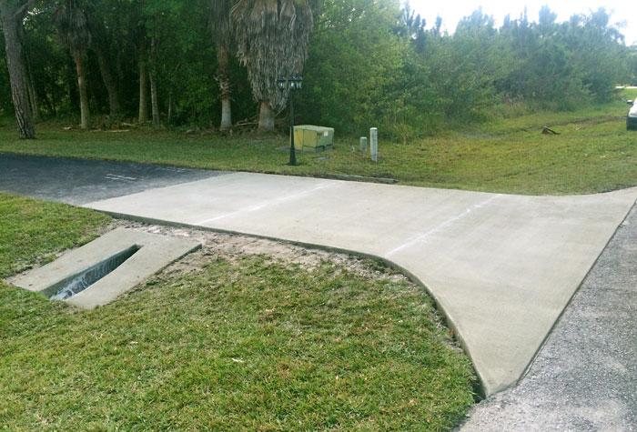 New Concrete Driveway Melbourne FL 15