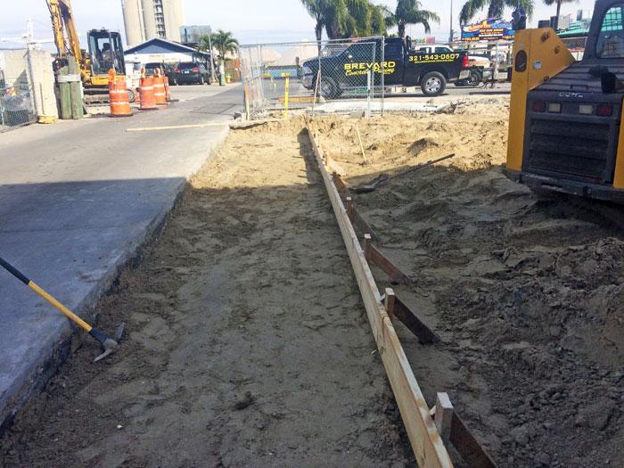 Sunrise Marina Reinforced Concrete Pavement - 03