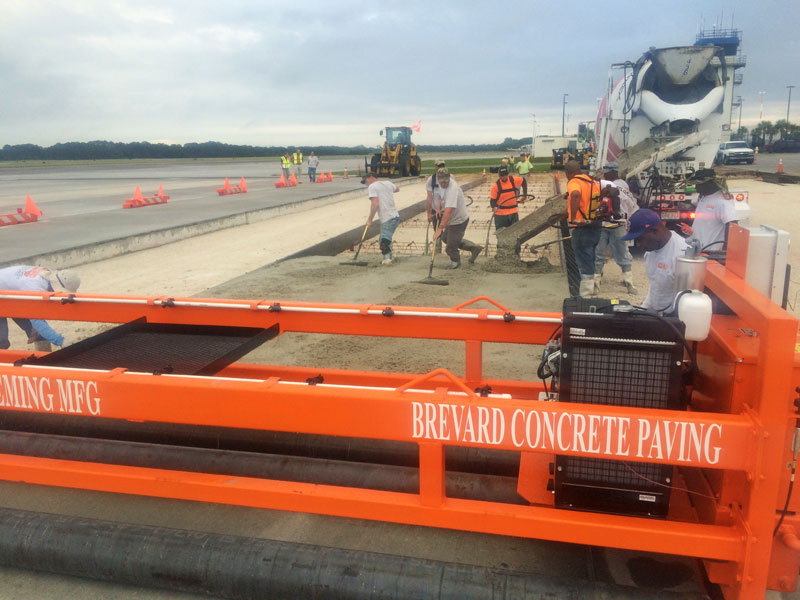 FDOT Airport Concrete Paving Contractor - 05