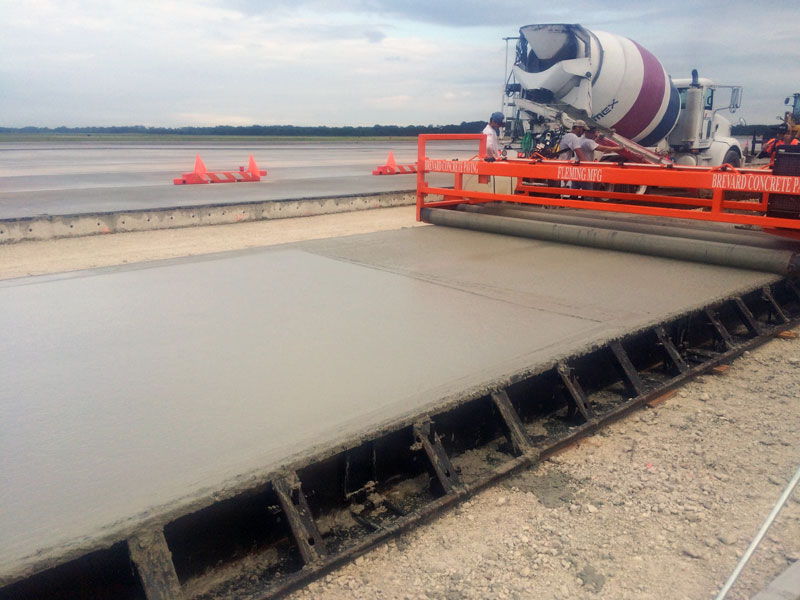 FDOT Airport Concrete Paving Contractor - 06