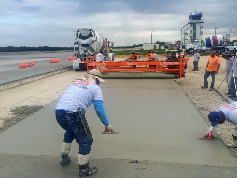 FDOT Airport Concrete Paving Contractor - 07
