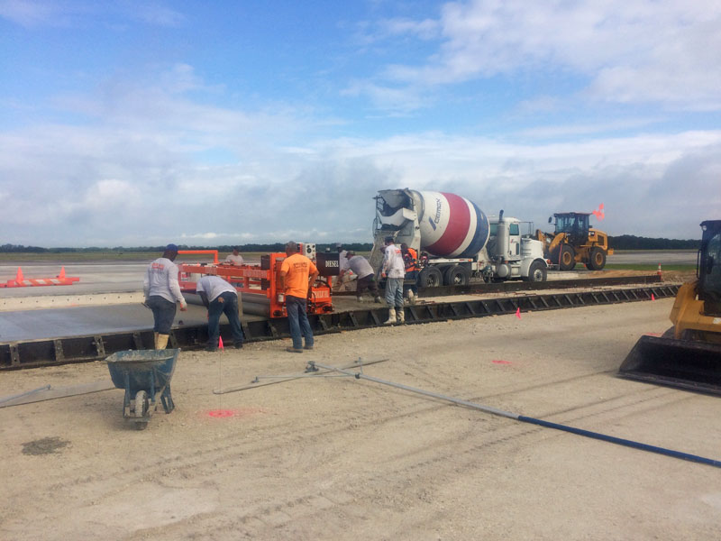 FDOT Airport Concrete Paving Contractor - 08