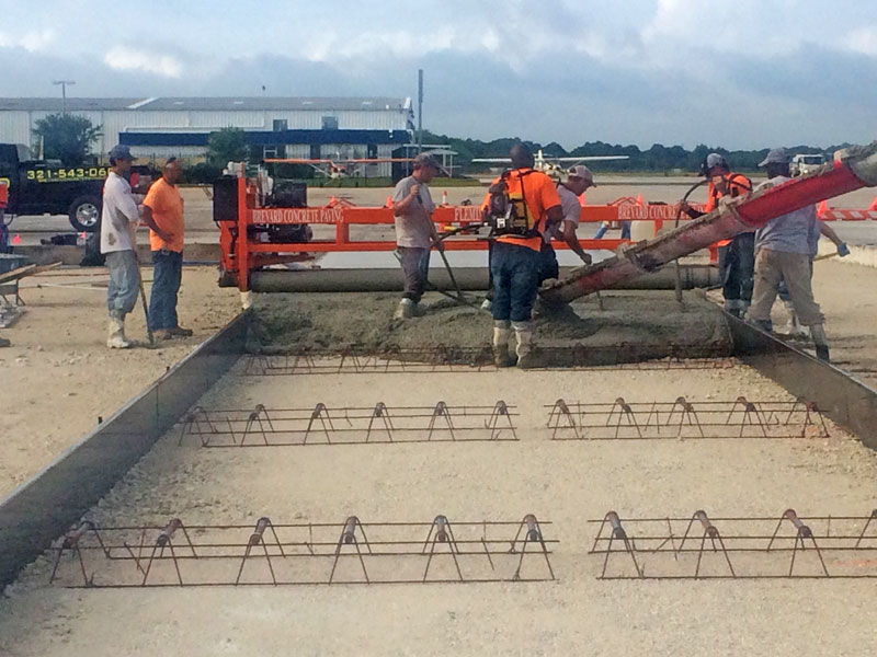 FDOT Airport Concrete Paving Contractor - 09