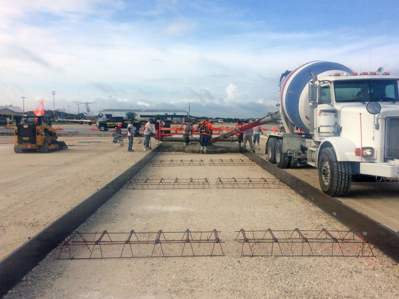 FDOT Airport Concrete Paving Contractor - 10