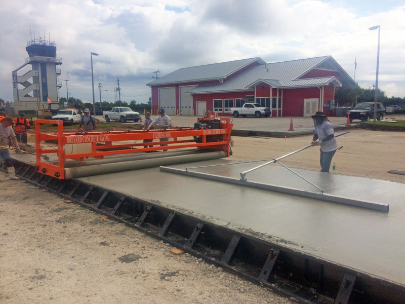 FDOT Airport Concrete Paving Contractor - 11