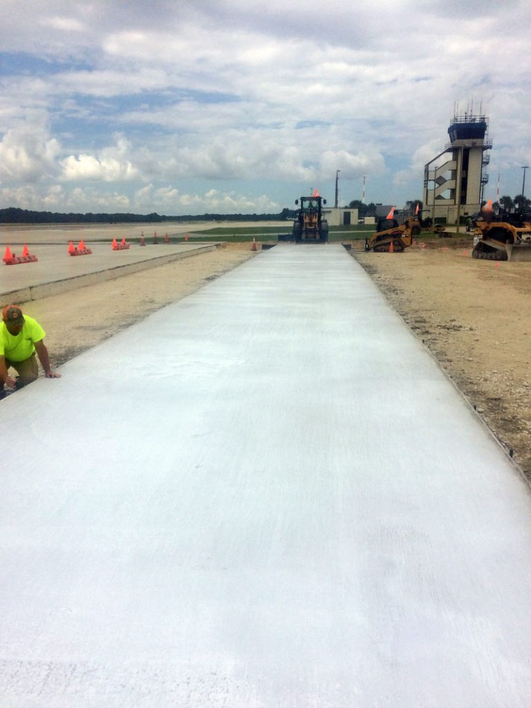 FDOT Airport Concrete Paving Contractor - 13