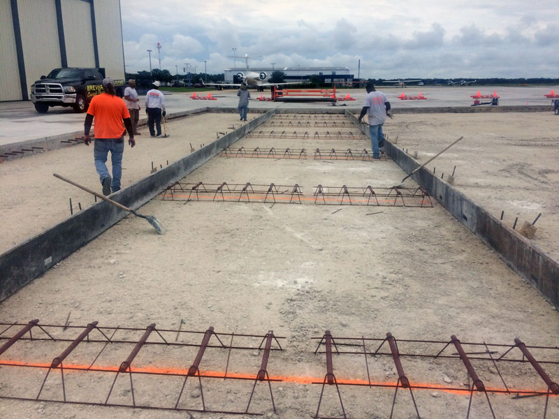 FDOT Airport Concrete Paving Contractor - 16