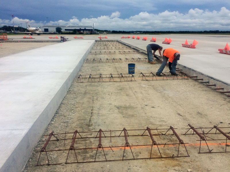 FDOT Airport Concrete Paving Contractor - 19