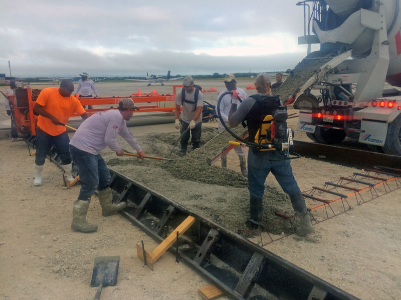 FDOT Airport Concrete Paving Contractor - 22