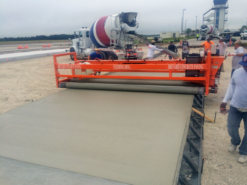 FDOT Airport Concrete Paving Contractor - 23
