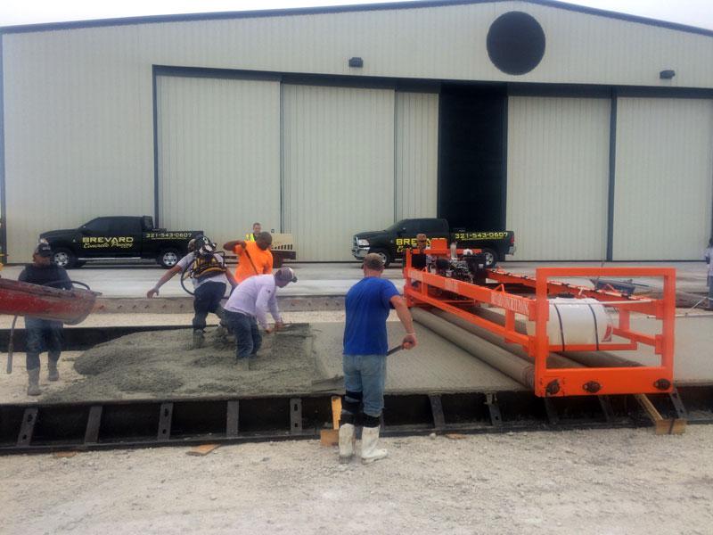 FDOT Airport Concrete Paving Contractor - 26