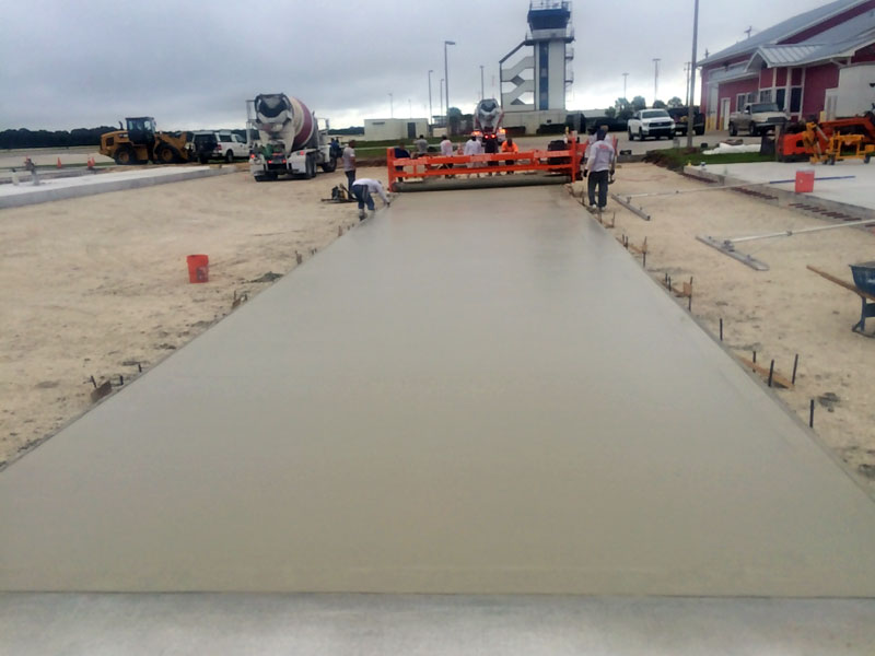 Fdot Airport Pcc Concrete Pavement Contractor Florida