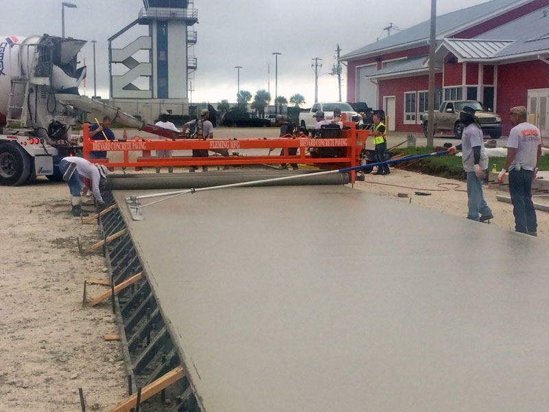 FDOT Airport Concrete Paving Contractor - 29