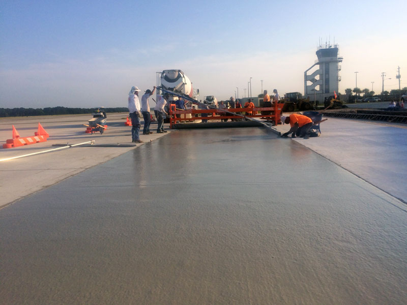 FDOT Airport Concrete Paving Contractor - 31