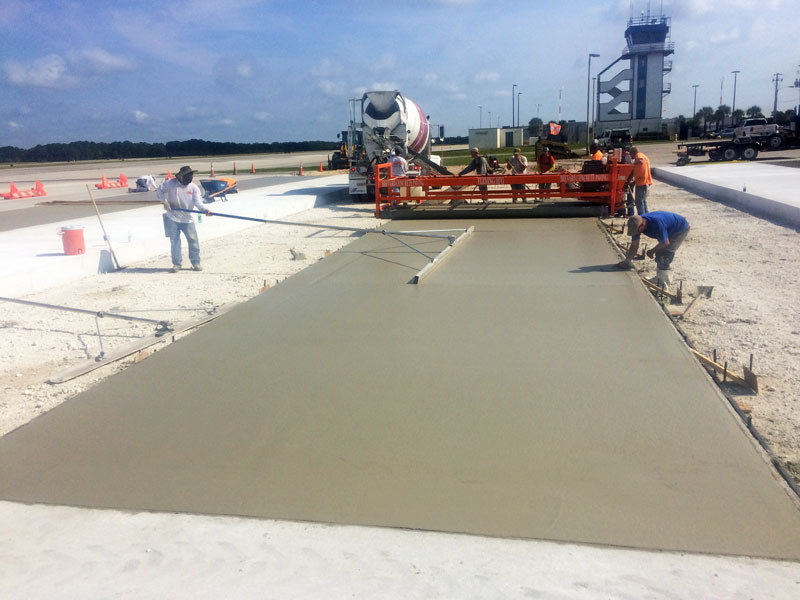 FDOT Airport Concrete Paving Contractor - 33