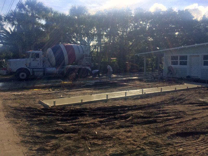 Custom Concrete Driveway Merritt Island FL - 11