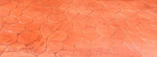 Decorative stamped concrete Cocoa contractor - Main