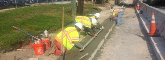 FDOT Concrete Contractor Orlando Florida - Main