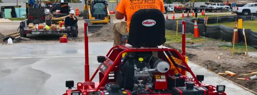 Brevard County, Florida's #1 Commercial Concrete Contractor