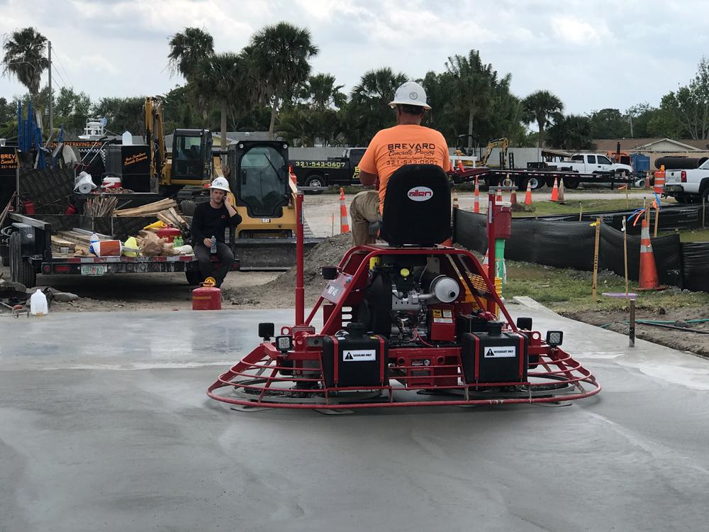 Commercial Concrete Contractor, Cocoa Florida - 10