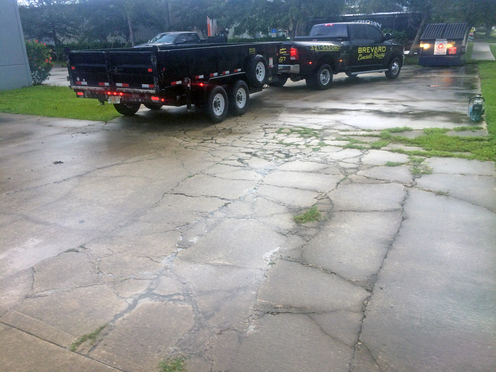 Commercial Concrete Contractor in Melbourne, Florida - 02